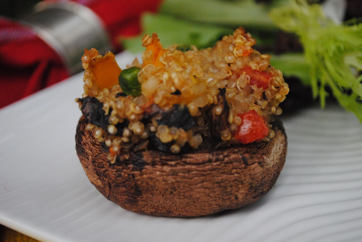 Mushroom Fennel Quinoa Stuffing Recipes — Dishmaps