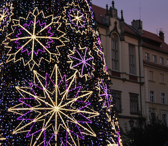 Jarmark Wrocław, choinka Wrocław, Choinka we Wrocławiu