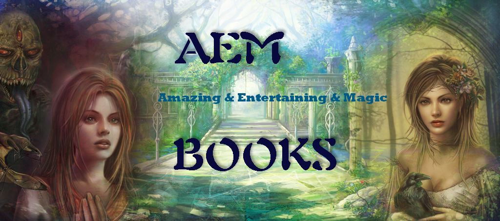 AEM - Amazing Entertaining Magic Books
