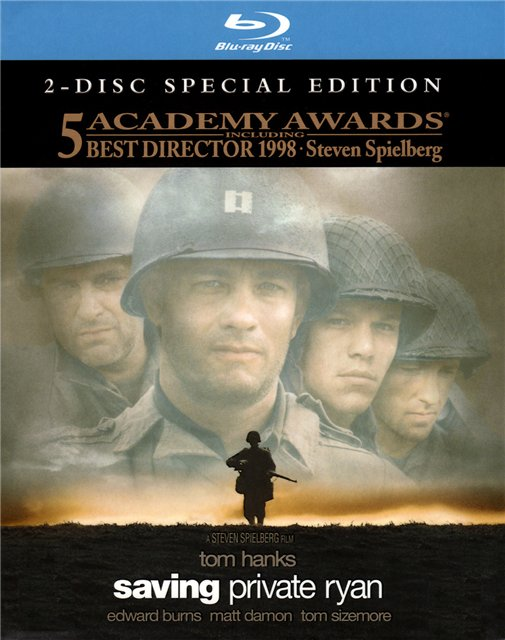Watch Movie Saving Private Ryan HD