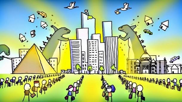 Como construir uma cidade melhor (com video)