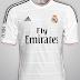 Real Madrid lança seus novos uniformes para 2013/14