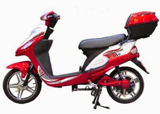 Sepeda Listrik Super rider Earth