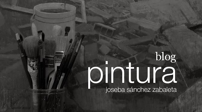 Blog Joseba Sánchez Zabaleta Obra pictórica y letras