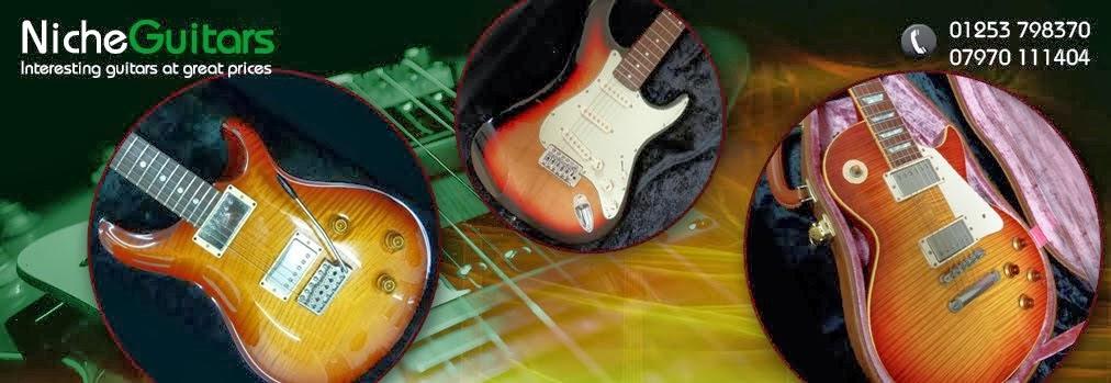 Niche Guitars
