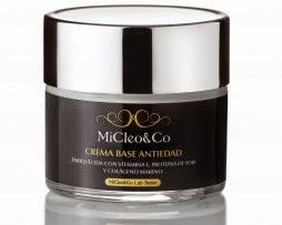 Crema Base Antiedad de MiCleo&Co