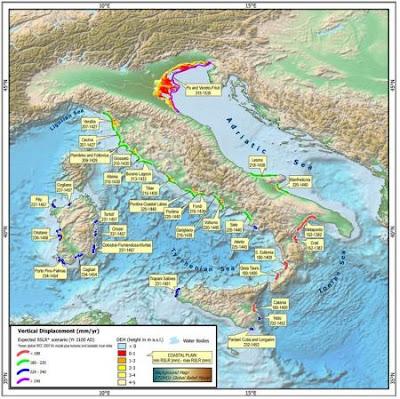 buongiornolink - Enea Italia verso clima nordafricano, 33 aree a rischio inondazione