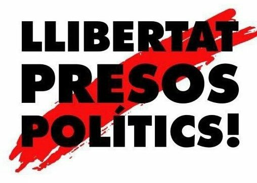 Llibertat Presos Polítics!