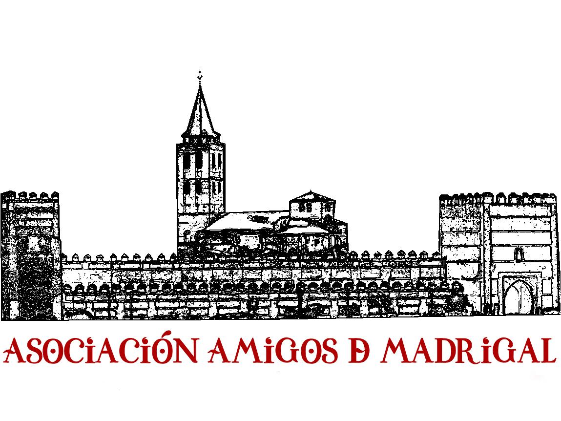 """Pagina Asociación """"Amigos de Madrigal"""""""