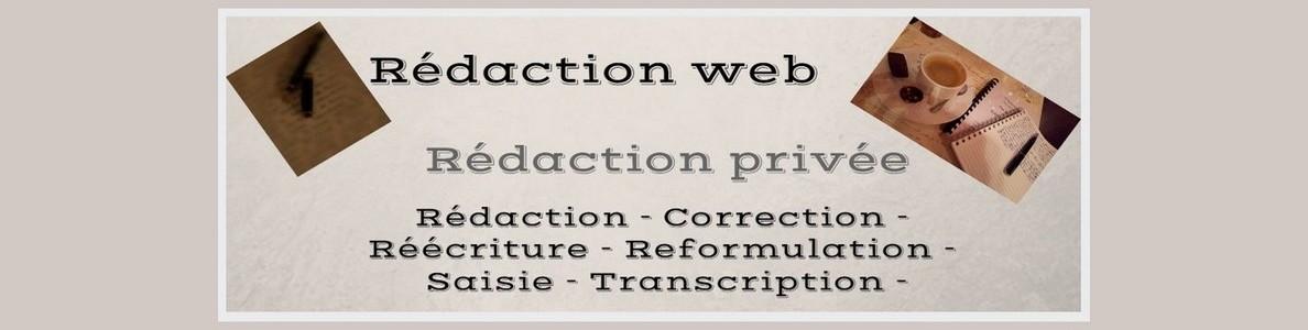 Rédaction de contenu web, textes professionnels et privés