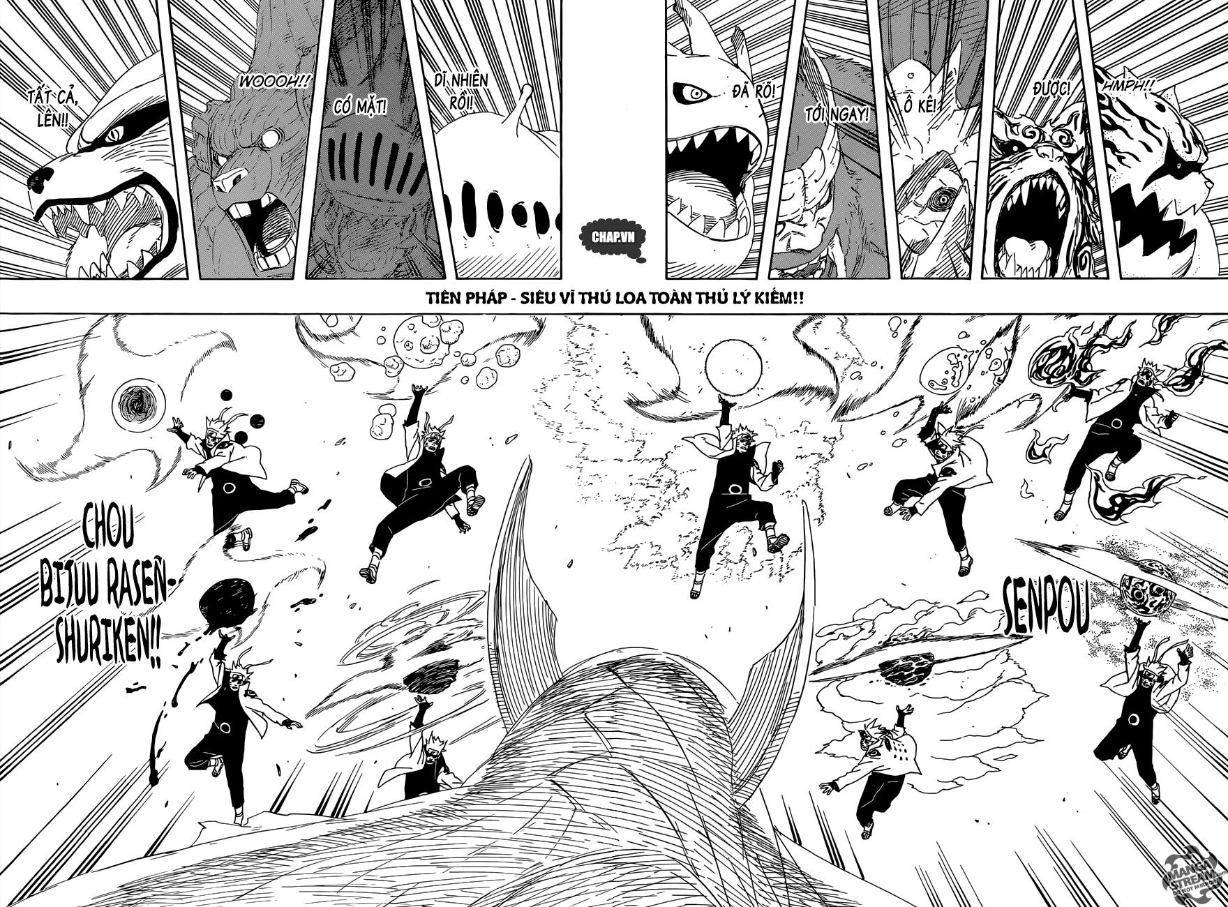 Naruto chap 688 Trang 8