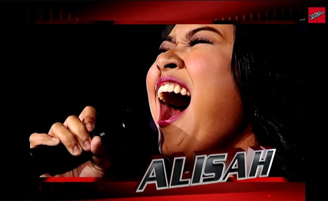 The Voice of the Philippines Season 2 Final Showdown Team Apl Alisah Bonaobra Sing 'Ako and Nagwagi'