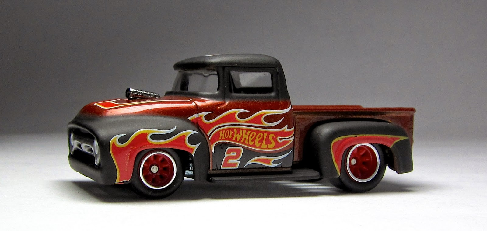 Hot Wheels Custom '56 Ford Truck (2014 Kmart Collector Days Mail-in