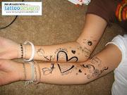 Friend Tattoos