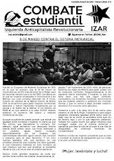 COMBATE ESTUDIANTIL DE IZAR (Febrero 2016)
