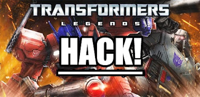 Transformers Legends Hack Cheat Trainer Tool Generator