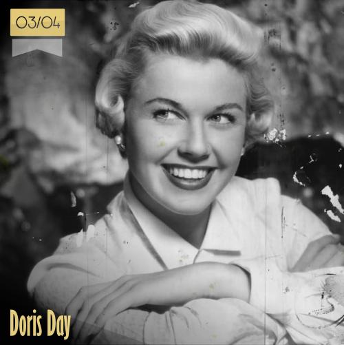 3 de abril | Doris Day - @DorisDayTribute | Info + vídeos