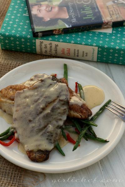 <b>Beurre Blanc</b> <i>...inspired by Julie & Julia</i> {food &#39;n flix}