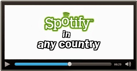 Spotify web player