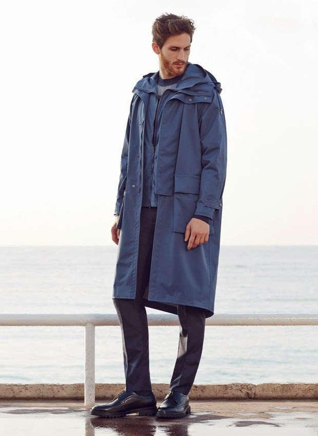 Faconnable Fall Winter 2015.16 Lookbook