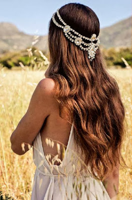 Bridal Crowns and Tiara from Wedding Hair Accessory Collection 2013