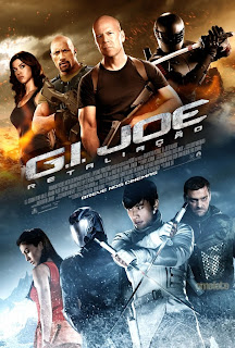 """Poster do filme """"G.I.Joe 2 - A Retaliação"""""""