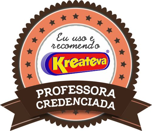 Professora credenciada