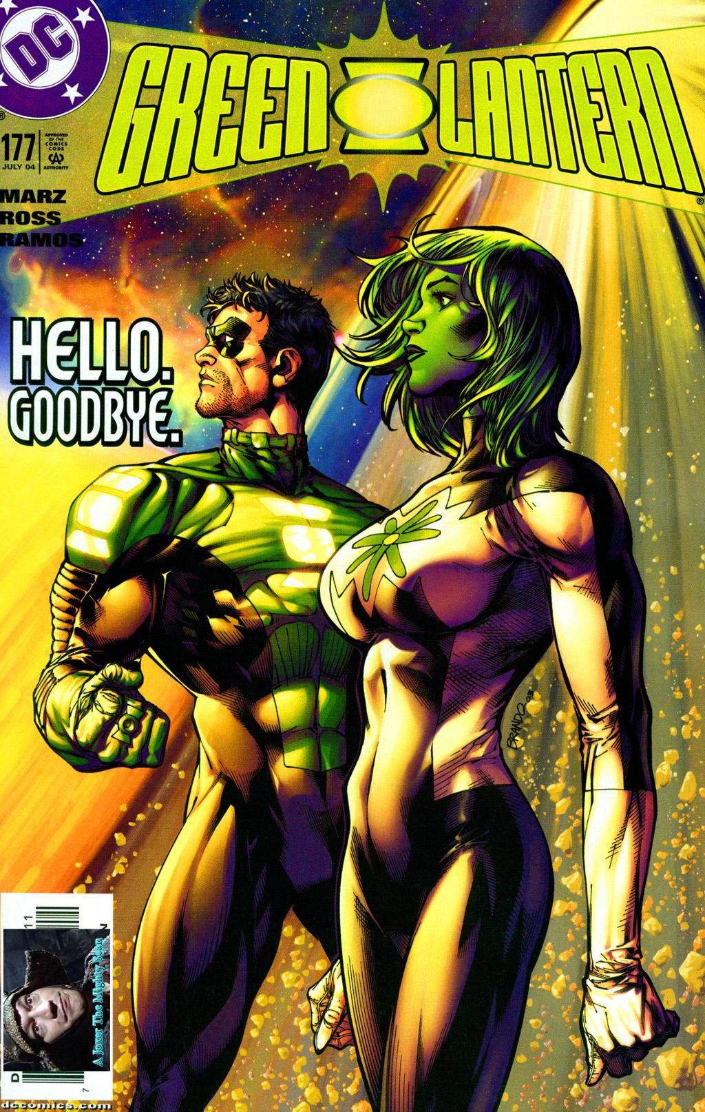 Green Lantern (1990) 177 Page 1