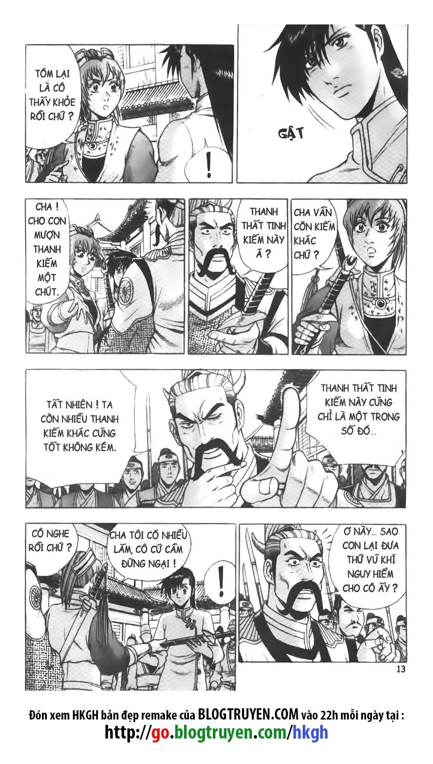 Hiệp Khách Giang Hồ chap 250 Trang 14 - Mangak.info