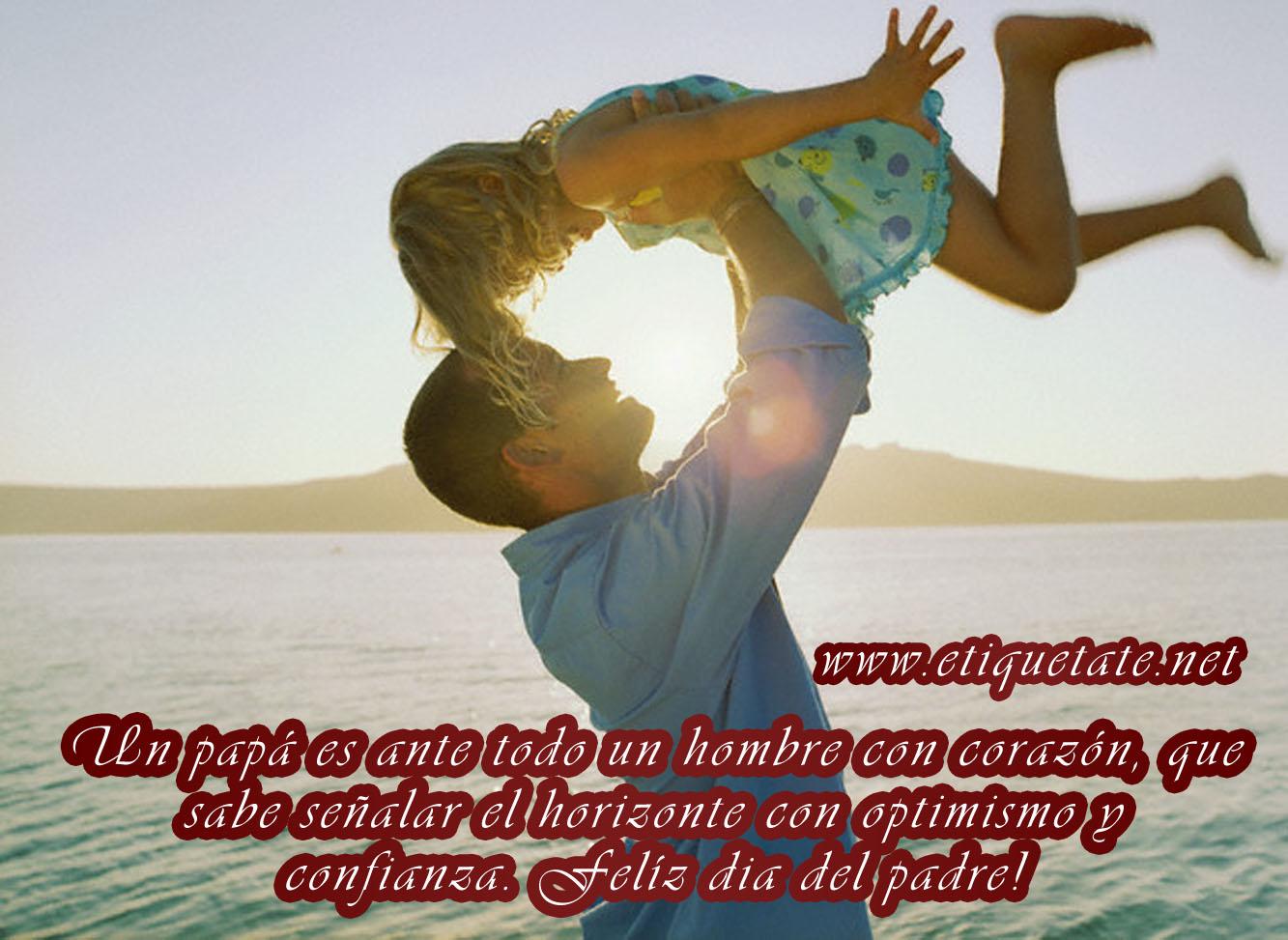 un papa es ante todo un hombre con corazon que sabe senalar el
