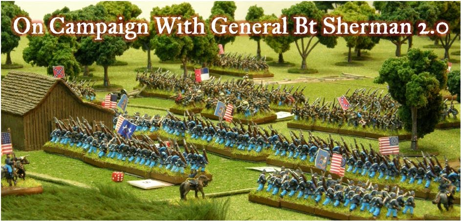 On Campaign With General Bt Sherman 2.0