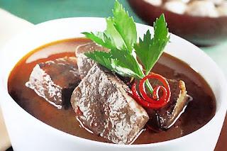Semur Khas Kalimantan Selatan
