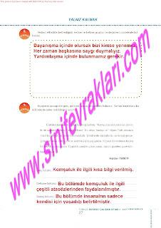6.Sinif  Turkce Doku Yayinlari Ogrenci Calisma Kitabi Sayfa 27