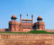 Palace fort of Shahjahanabad the Red Fort Complex