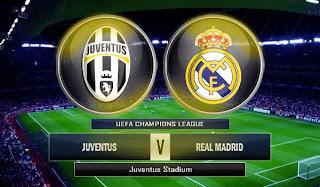 Juventus vs Real Madrid