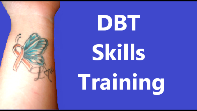dbt skills training manual pdf