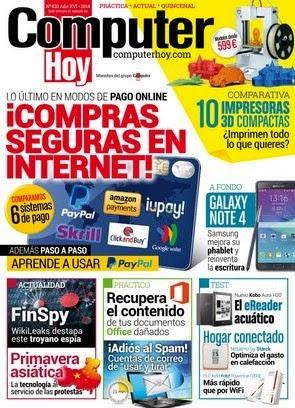 Revista Computer Hoy España - 7 Noviembre 2014
