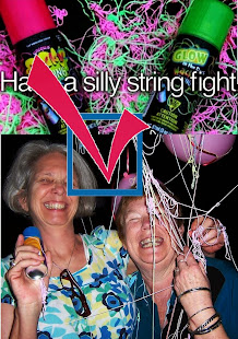 Have a Sill String Fight!