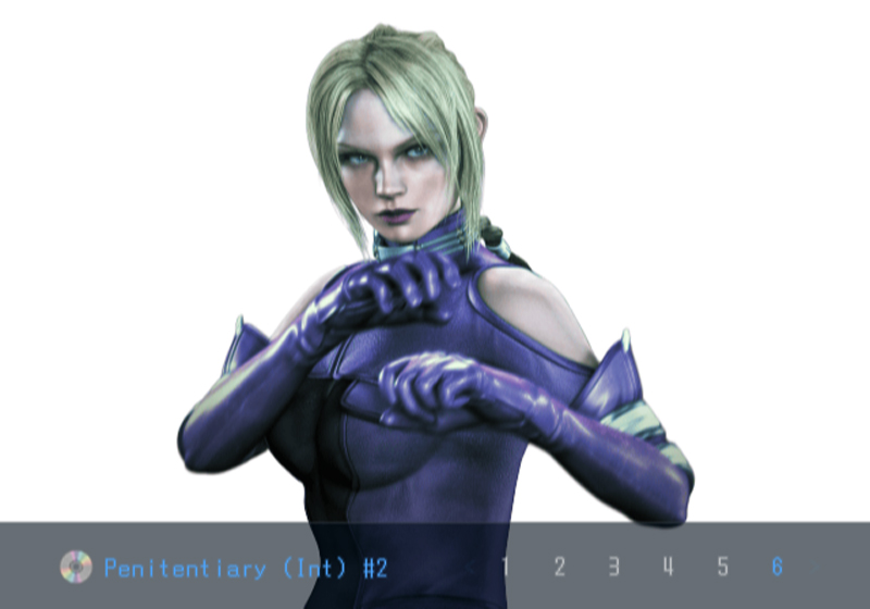 Death by Degrees Nina Williams CG Render