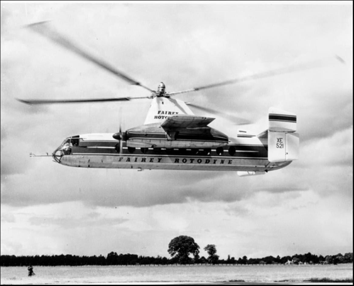 الطائرة فيرى روتوداين