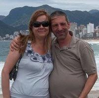 Luis y su Señora.
