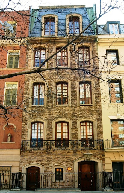 Daytonian in manhattan the french beauty at no 19 sutton for European townhouse