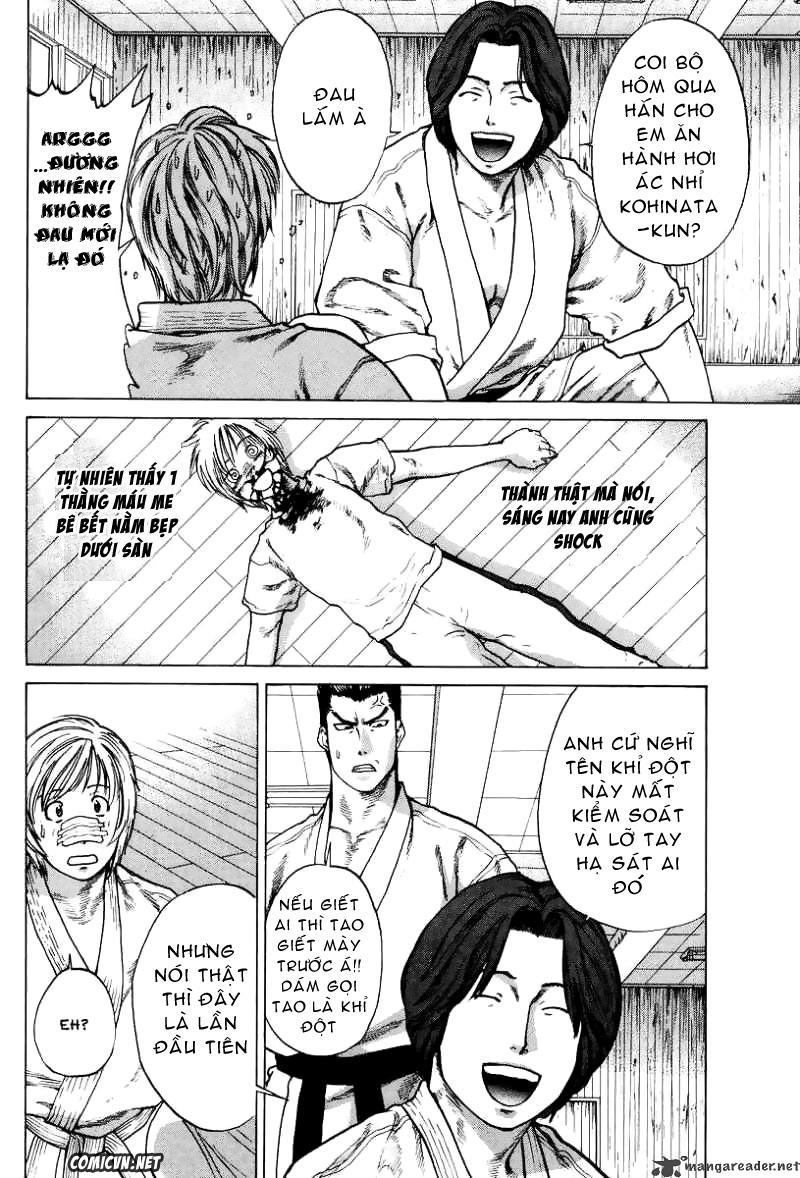 Karate Shoukoushi Kohinata Minoru chap 2 Trang 10