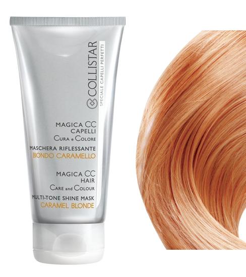 Collistar CC Cream Biondo Caramello nuove colorazioni