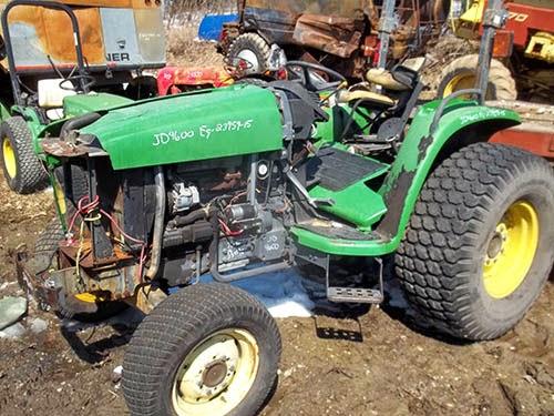 John Deere 4600