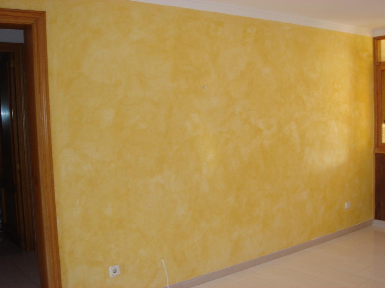 Luis francisco uribe estucos venecianos - Pinturas decorativas en paredes ...