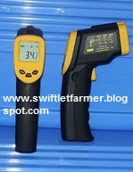 Infra Temp Sensor gun (Rm115.00)