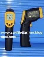 Infra Temp Sensor gun (Rm115.00)