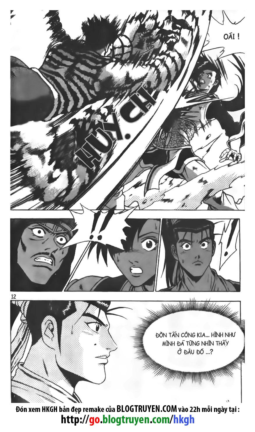 Hiệp Khách Giang Hồ chap 166 page 12 - IZTruyenTranh.com