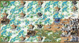 зима в онлайн игре My Lands